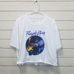 Prince Purple Rain Tee XL NEW